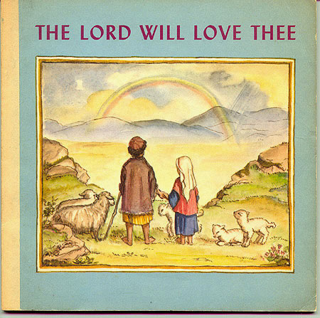 The LORD WILL LOVE THEE. Sara Klein Clarke.