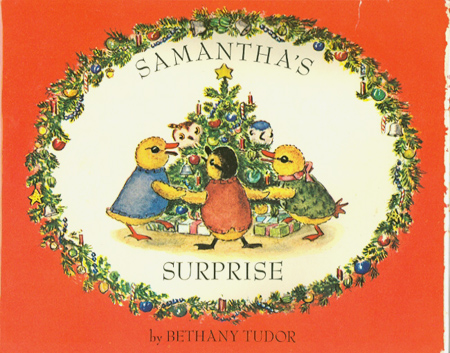 SAMANTHA'S SURPRISE. Bethany Tudor.