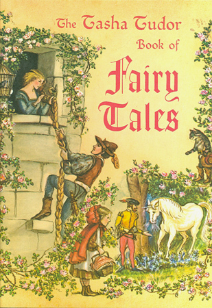 TASHA TUDOR BOOK OF FAIRY TALES. Tasha Tudor.