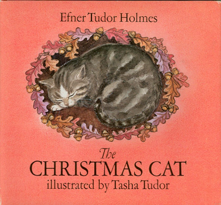 The CHRISTMAS CAT. Efner Tudor Holmes.