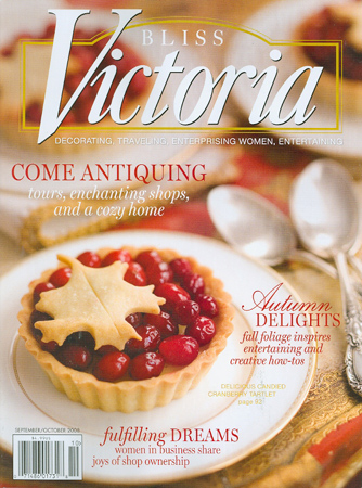 VICTORIA vol. 2, issue 6 November / December 2008 [New Series]
