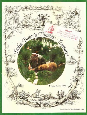 TASHA TUDOR'S TIMELESS TREASURES, SPRING-SUMMER 1992