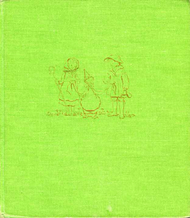 MOTHER GOOSE:; Seventy-seven verses with pictures by...