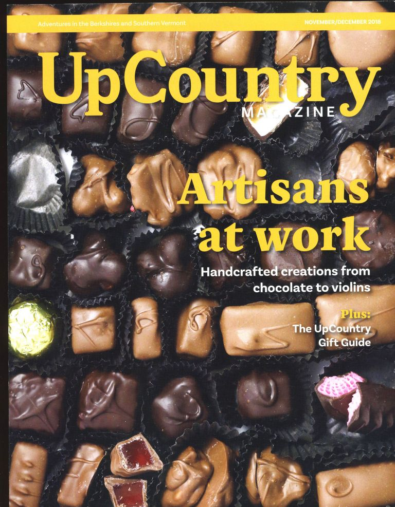UpCOUNTRY MAGAZINE; Adventures in the Berkshires and Southern Vermont