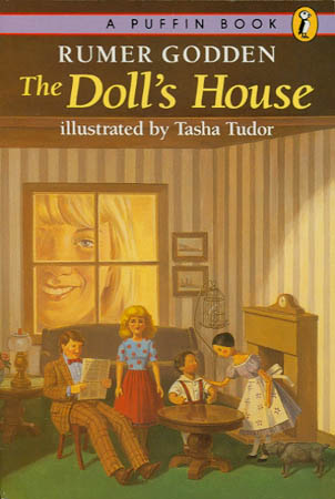 The DOLLS' HOUSE. Rumer Godden.