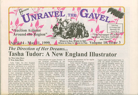 UNRAVEL THE GAVEL, 10:3, April 14 - May 11, 1999