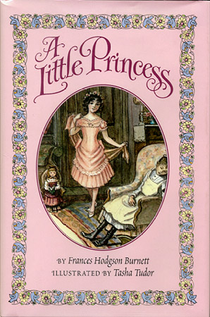 A LITTLE PRINCESS. Frances Hodgson Burnett.