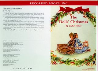 The DOLLS' CHRISTMAS [GOOD FOR HOME SCHOOLERS] [Audiotape]. Tasha Tudor