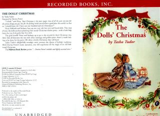 The DOLLS' CHRISTMAS [GOOD FOR HOME SCHOOLERS] [Audiotape]