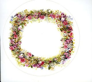 SUMMER WREATH STICKERS