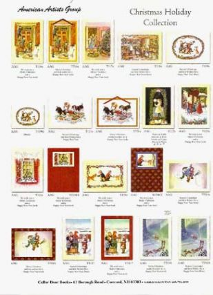 [2003] CHRISTMAS HOLIDAY COLLECTION. American Artists Group.