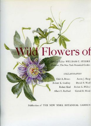 Wild Flowers of the United States:; The Southeastern States 2 vols. Harold William Rickett