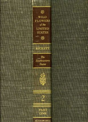 Wild Flowers of the United States:; The Southeastern States 2 vols.