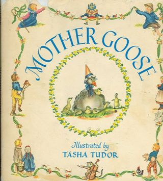 MOTHER GOOSE: Seventy-seven verses with pictures by