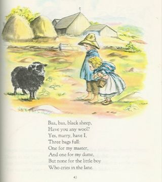 MOTHER GOOSE: Seventy-seven verses with pictures by...