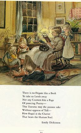 ONCE UPON A TIME...; Celebrating the Magic of Children's books in honor of the Twentieth Anniversary of READING IS FUNDAMENTAL