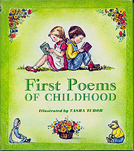 FIRST POEMS OF CHILDHOOD