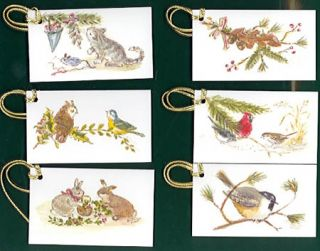 CDB BT 00-17 COLLECTION 2000 BY BETHANY TUDOR; -Gift Enclosure Cards