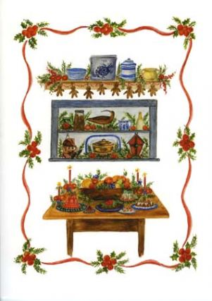 "Mary T. Graves MG710 ""Holiday Table"""