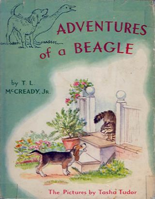 ADVENTURES OF A BEAGLE. Thomas L. Jr McCready.