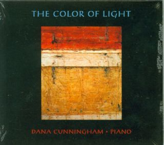 The COLOR OF LIGHT; [CD]. Dana Cunningham