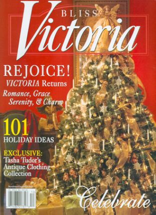 VICTORIA vol. 1, issue 1 November / December 2007 [New Series