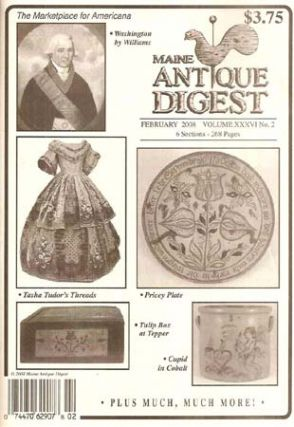 MAINE ANTIQUE DIGEST 36:2. Lita Solis-Cohen