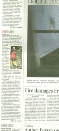 CONCORD MONITOR September 9, 2008