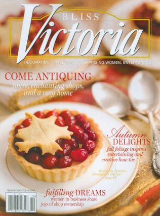 VICTORIA vol. 2, issue 6 November / December 2008 [New Series