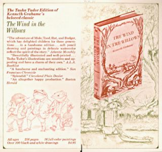 """TASHA TUDOR'S BOOKS ARE IN A CLASS BY THEMSELVES"""