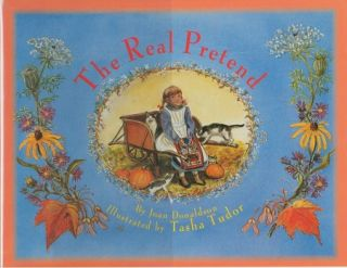 The REAL PRETEND. Joan Donaldson