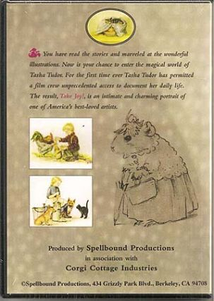 TAKE JOY! THE MAGICAL WORLD OF TASHA TUDOR; [DVD]