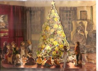 TASHA TUDOR'S SEASONS OF DELIGHT; :A YEAR ON AN OLD-FASHIONED FARM. A Three-Dimensional Pop-Up Picture Book