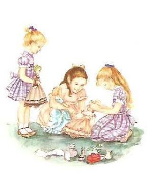 TASHA TUDOR'S SAMPLER:; A Tale for Easter, Pumpkin Moonshine, The Dolls' Christmas