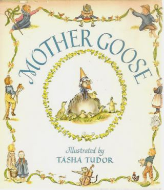 MOTHER GOOSE:; Seventy-seven verses with pictures by