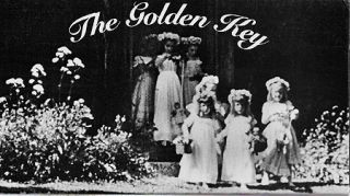 The GOLDEN KEY; [DVD]. Nell Dorr