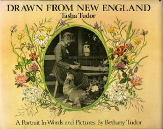 DRAWN FROM NEW ENGLAND; A PORTRAIT IN WORDS AND PICTURES. Bethany Tudor.