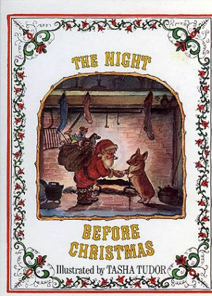 The NIGHT BEFORE CHRISTMAS. Clement Clarke Moore