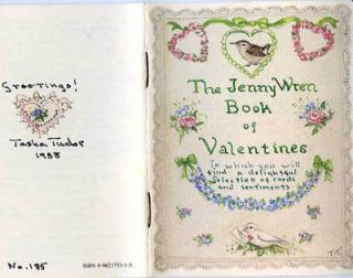 The JENNY WREN BOOK OF VALENTINES