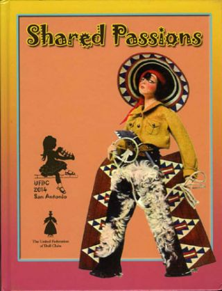 SHARED PASSIONS, 65th Annual Convention, July 16 to July 20, 2014, San Antonio, Texas. Doona and...