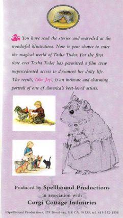 TAKE JOY! THE MAGICAL WORLD OF TASHA TUDOR