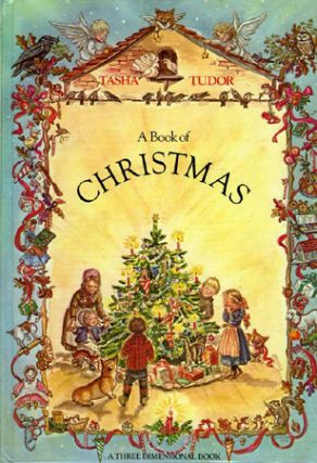 A BOOK OF CHRISTMAS. Tasha Tudor.