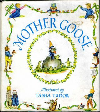 MOTHER GOOSE ; : Seventy-seven verses with pictures by
