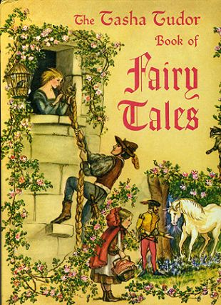 The TASHA TUDOR BOOK OF FAIRY TALES. Tasha Tudor