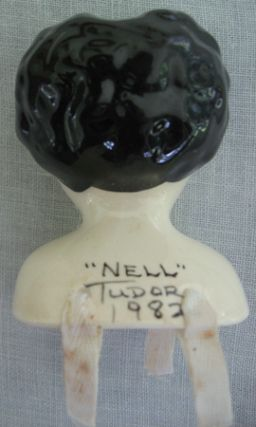 """NELL,"" 12"" CHINA DOLL KIT"