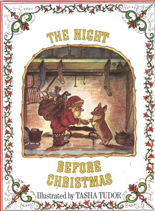 NIGHT BEFORE CHRISTMAS. Clement Clarke Moore.