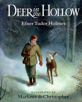 DEER IN THE HOLLOW. Efner Tudor Holmes