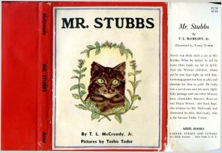 MR. STUBBS. T. L. McCready, Jr