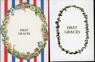 FIRST GRACES [SPECIAL PRESENTATION EDITION]