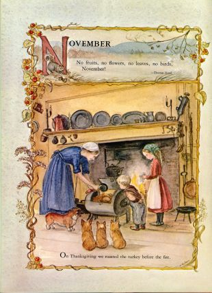 A TIME TO KEEP; The Tasha Tudor Book of Holidays